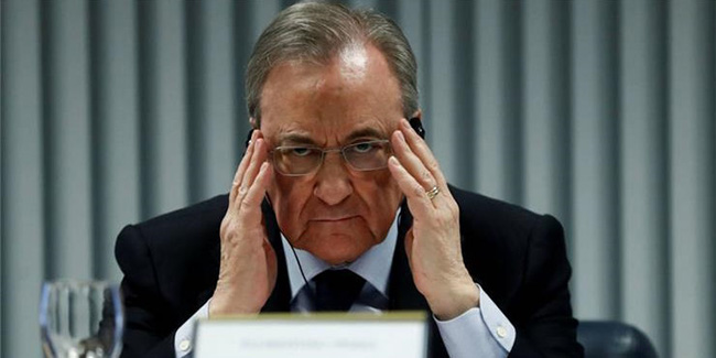 European Super League: Project is 'on standby', says Florentino Perez –  Assahifa