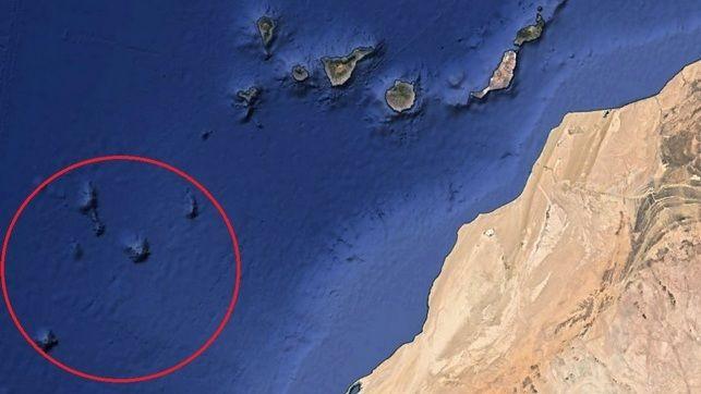 """جبل تروبيك.. كلمة السر في """"فزع"""" إسبانيا بعد إقرار المغرب لحدوده البحرية"""