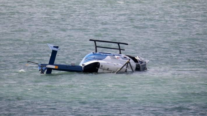مصرع طيار إسباني وسقوط مروحية خلال مطاردة بحرية لمهربي الحشيش بين المغرب وإسبانيا